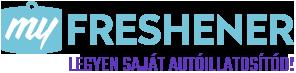 Myfreshener.HU Logo